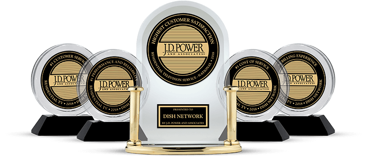 DISH Customer Service - Ranked #1 by JD Power - FRANK'S SATELLITE SERVICES in SANTA FE, New Mexico - DISH Authorized Retailer
